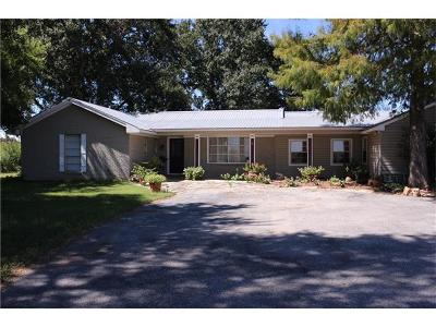 Bastrop County Single Family Home For Sale: 649 Faulkner Rd
