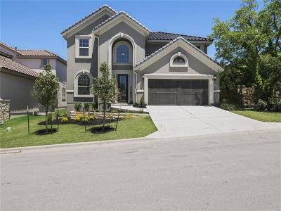 Austin Single Family Home For Sale: 11902 Bay Heights Way