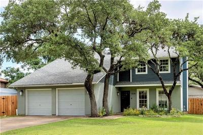 Austin Single Family Home For Sale: 6520 Fair Valley Trl
