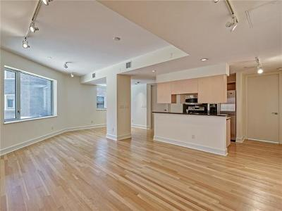 Austin Condo/Townhouse For Sale: 901 W 9th St #219