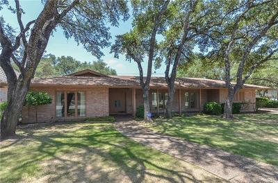 Austin Single Family Home Pending - Taking Backups: 4017 Sierra Dr