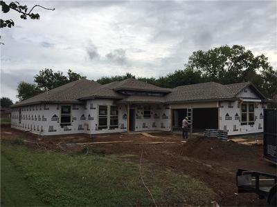 Burnet County Single Family Home Pending - Taking Backups: 111 Broadmoor St