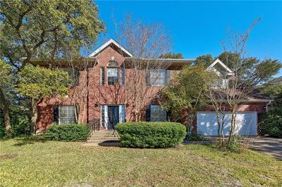 Austin Single Family Home Pending - Taking Backups: 10612 Marbury Ct