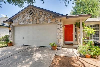 Hays County, Travis County, Williamson County Single Family Home For Sale: 9353 Bernoulli Dr