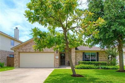Round Rock Rental For Rent: 4524 Heritage Well Ln