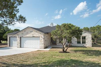 Lago Vista Single Family Home For Sale: 21001 Twisting Trl