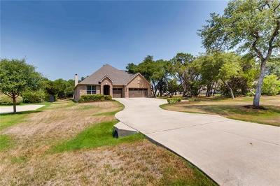Driftwood Single Family Home Pending - Taking Backups: 146 Southern Sunset Cv