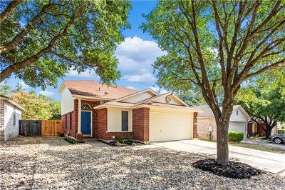 Leander Single Family Home For Sale: 1101 Port Daniel Dr