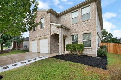 San Marcos Single Family Home For Sale: 1306 Belmont Dr