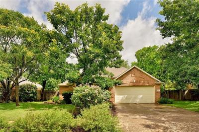 Cedar Park Single Family Home Pending - Taking Backups: 1714 Star Light Cir