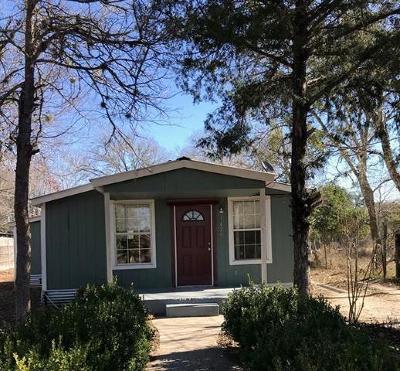 Lockhart Single Family Home For Sale: 1420 E Market St