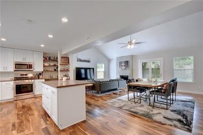Austin Single Family Home Pending - Taking Backups: 3417 Clarksburg Dr