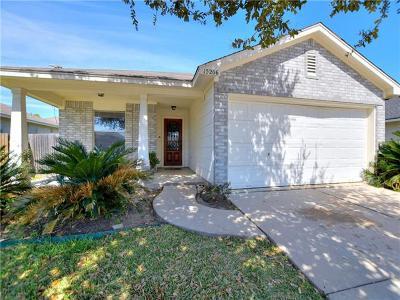 Austin Single Family Home Pending - Taking Backups: 15206 Mimebark Way