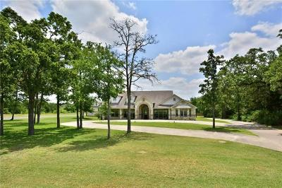 Bastrop Single Family Home For Sale: 105 Old Settlers Dr