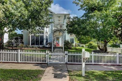 Buda, Kyle Single Family Home For Sale: 289 Witte