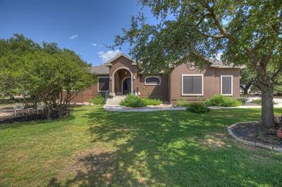 New Braunfels Single Family Home For Sale: 1914 Hunters Cv