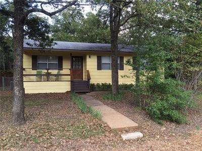 Smithville TX Single Family Home For Sale: $149,000