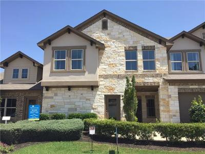 Cedar Park Condo/Townhouse For Sale: 2214 S Lakeline Blvd #112