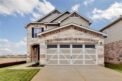 Hutto Single Family Home For Sale: 145 Danablu