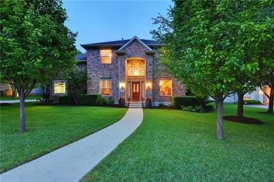 Single Family Home For Sale: 12509 Tabor Oaks Dr