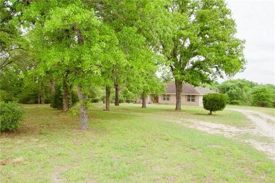 Lockhart Single Family Home For Sale: 9780 Fm 86