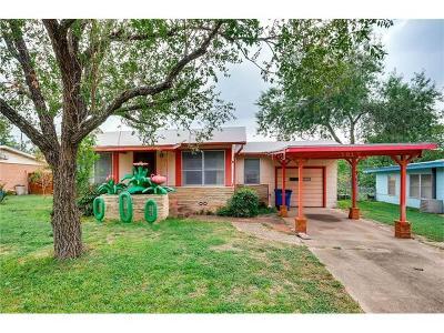 Travis County Single Family Home Pending - Taking Backups: 101 E Odell St