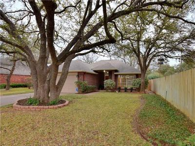 Austin Single Family Home Pending - Taking Backups: 12129 Arrowwood Dr