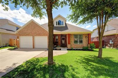 Cedar Park Single Family Home For Sale: 3120 Argento Pl