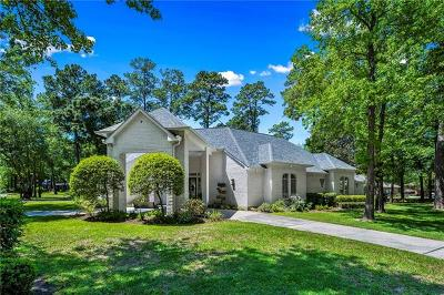 Single Family Home For Sale: 31103 Lost Creek Ct