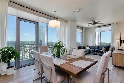 Austin Condo/Townhouse For Sale: 222 West Ave #2312