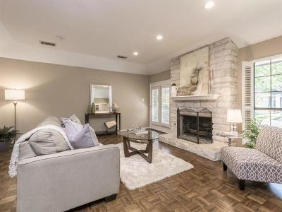 Condo/Townhouse For Sale: 7914 Mesa Trails Cir