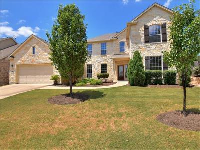 Cedar Park Single Family Home For Sale: 314 Water Oak Dr
