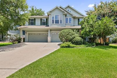 Travis County Single Family Home Active Contingent: 6204 Carrington Dr