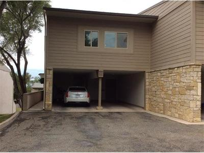 Horseshoe Bay Condo/Townhouse For Sale: 300 Out Yonder #168