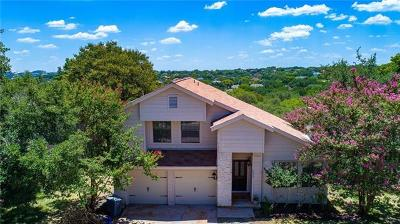 Travis County, Williamson County Single Family Home For Sale: 6303 Heron Dr