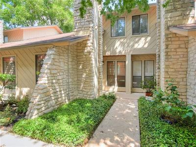 Austin Condo/Townhouse For Sale: 2500 Enfield Rd #8