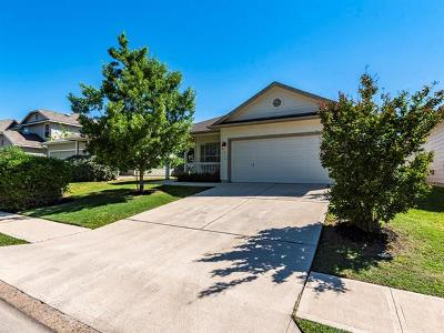 Hays County, Travis County, Williamson County Single Family Home Pending - Taking Backups: 9211 Brandts Wood St