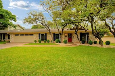 Austin Single Family Home For Sale: 4000 Greystone Dr