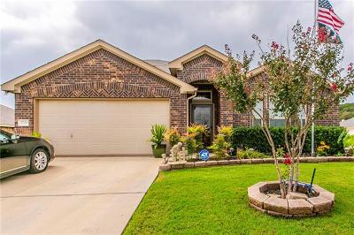 Killeen Single Family Home For Sale: 3700 Cotton Patch Dr