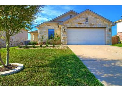 Buda Single Family Home For Sale: 503 Dark Horse Ln