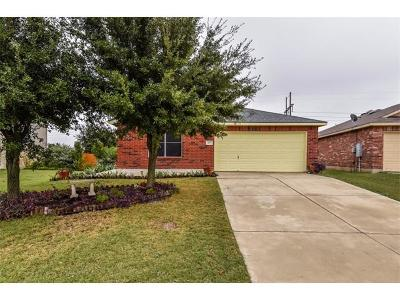 Williamson County Single Family Home Pending - Taking Backups: 205 Shale Dr
