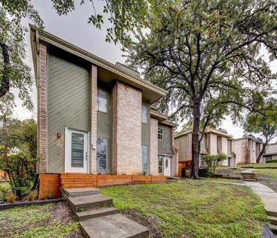 Austin TX Condo/Townhouse For Sale: $249,995