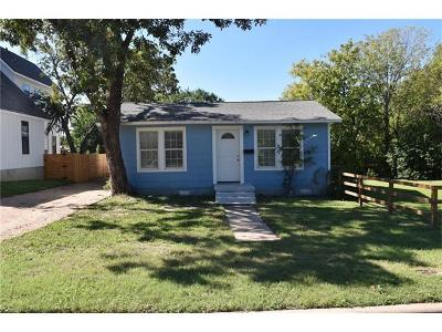 Travis County Single Family Home For Sale: 305 W 55 1/2 St