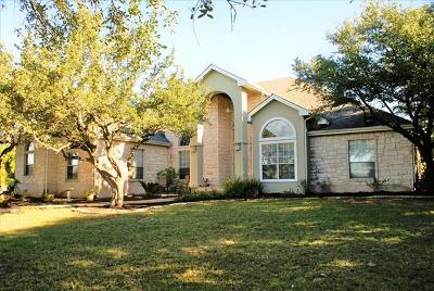 Dripping Springs Single Family Home For Sale: 220 Sunset Rdg