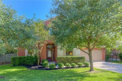 Hays County, Travis County, Williamson County Single Family Home For Sale: 7209 Red Pebble Rd