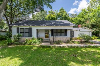 Luling Single Family Home For Sale: 840 S Magnolia Ave