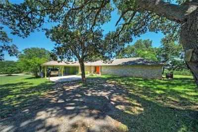 San Marcos Single Family Home For Sale: 201 Claremont Dr