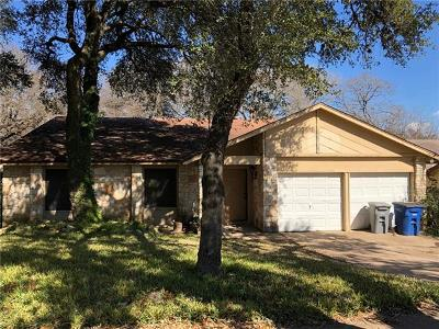 Single Family Home For Sale: 7322 Gaines Mill Ln
