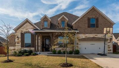 Georgetown Single Family Home For Sale: 408 El Ranchero Rd