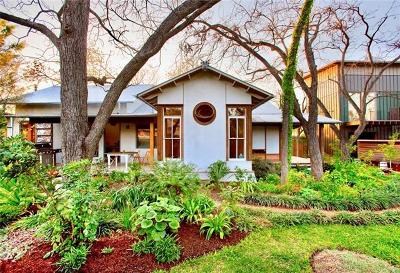 Travis County Single Family Home For Sale: 1906 Tillotson Ave